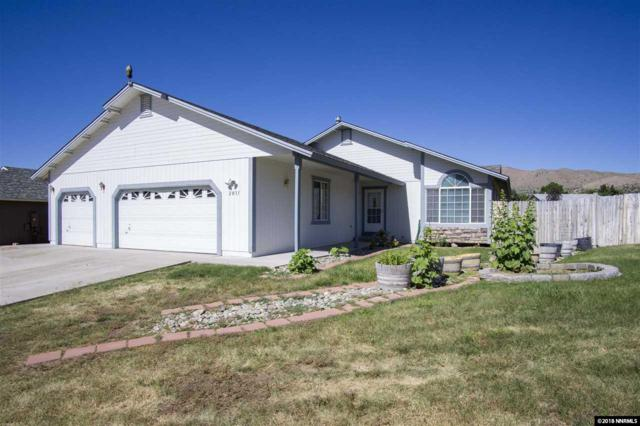 2031 Flycatcher Drive, Sparks, NV 89441 (MLS #180008408) :: The Mike Wood Team