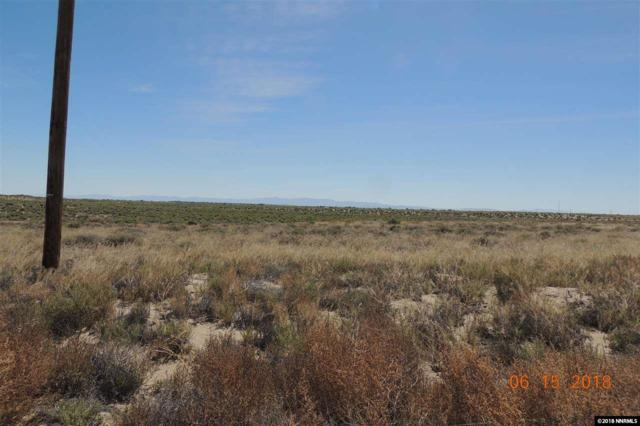 0 Carson Highway  To Flutterby, Fallon, NV 89406 (MLS #180008416) :: The Mike Wood Team