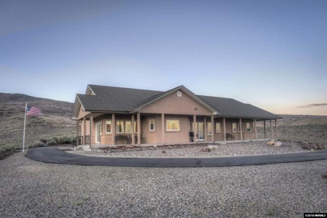 2650 Merrill Rd, Carson City, NV 89706 (MLS #180008417) :: Chase International Real Estate