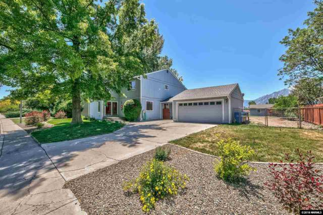 1508 Hussman Ave, Gardnerville, NV 89410 (MLS #180008442) :: Marshall Realty