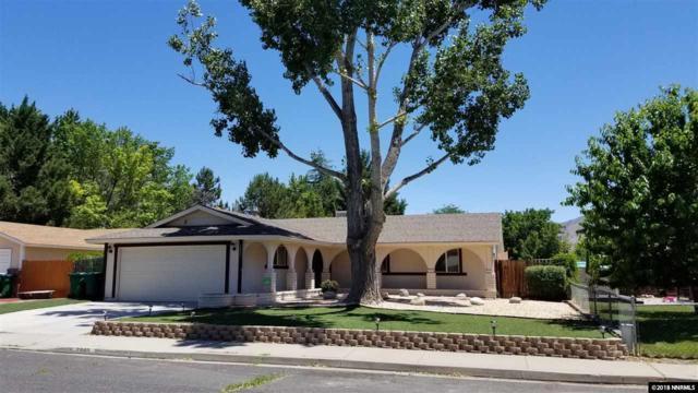 2880 Escondido Court, Reno, NV 89502 (MLS #180008482) :: Harpole Homes Nevada