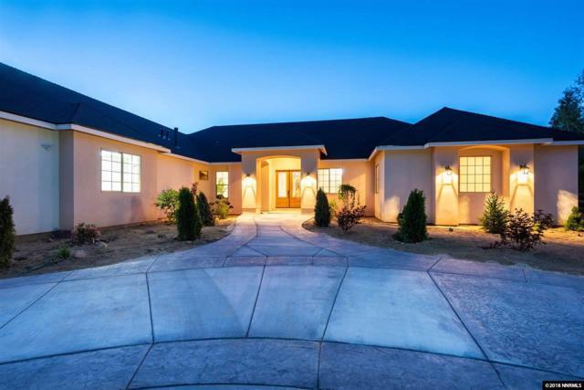 4967 Sierra Pine Drive, Reno, NV 89519 (MLS #180008491) :: Chase International Real Estate