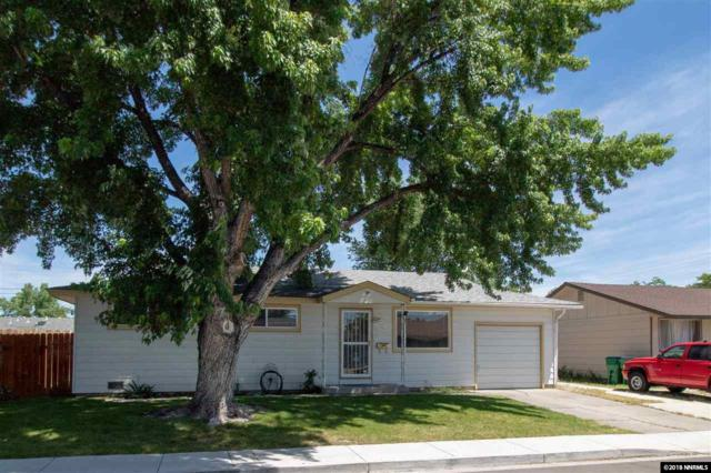 1512 Oxford Ave., Sparks, NV 89431 (MLS #180008508) :: The Mike Wood Team