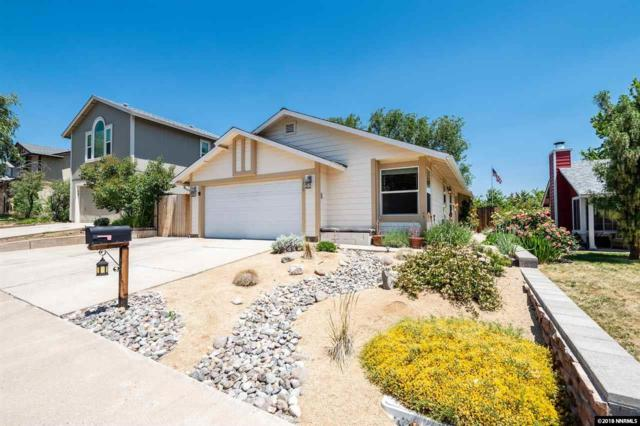 1316 Canyon Creek Rd., Reno, NV 89523 (MLS #180008519) :: The Mike Wood Team