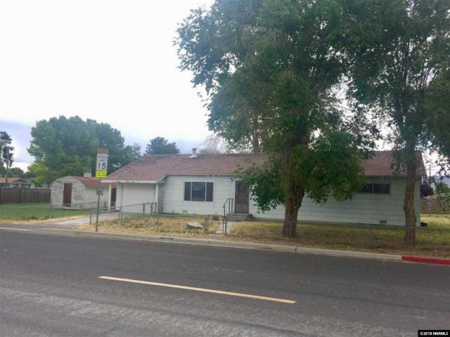 1010 Grinnel, Lovelock, NV 89419 (MLS #180008530) :: Harpole Homes Nevada