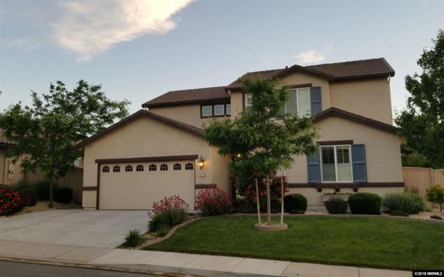 10735 Clear Vista Drive, Reno, NV 89521 (MLS #180008535) :: Harpole Homes Nevada