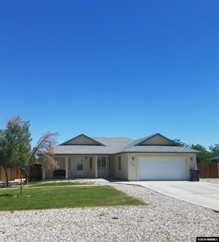 440 Sunrise Terrace, Fallon, NV 89406 (MLS #180008539) :: Harpole Homes Nevada