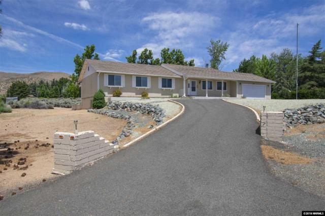 5660 Salk Road, Carson City, NV 89706 (MLS #180008543) :: Marshall Realty