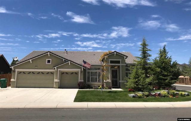 1368 Grassland Rd., Dayton, NV 89403 (MLS #180008555) :: Harpole Homes Nevada