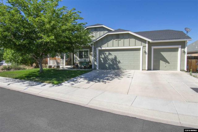 954 Iris Lane, Fernley, NV 89408 (MLS #180008587) :: Marshall Realty