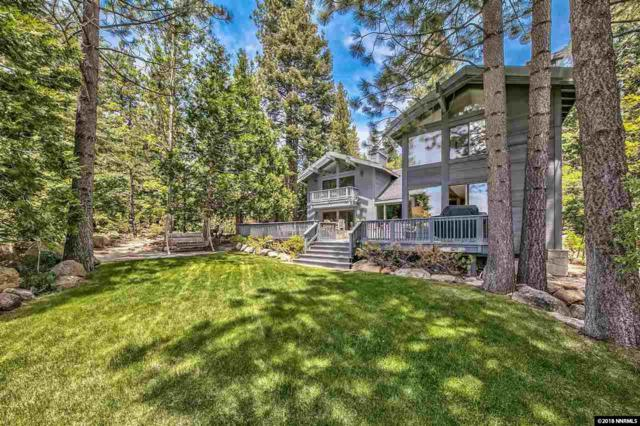 493 Country Club, Incline Village, NV 89451 (MLS #180008588) :: Marshall Realty