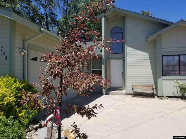 2744 Panamint, Carson City, NV 89706 (MLS #180008591) :: The Mike Wood Team