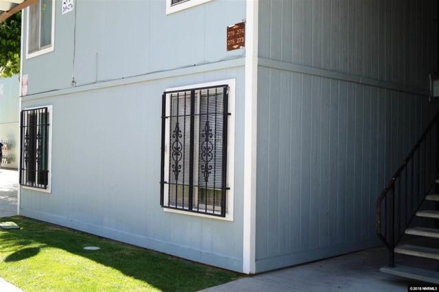 4608 Neil Road #275 #275, Reno, NV 89502 (MLS #180008619) :: The Mike Wood Team