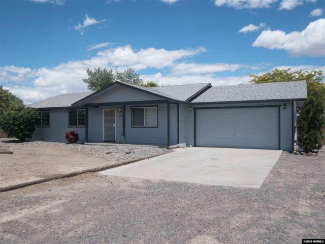 1006 Opal Way, Fernley, NV 89408 (MLS #180008627) :: Marshall Realty