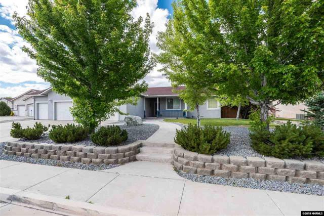 18241 Lake Hills Ct., Reno, NV 89508 (MLS #180008635) :: The Mike Wood Team