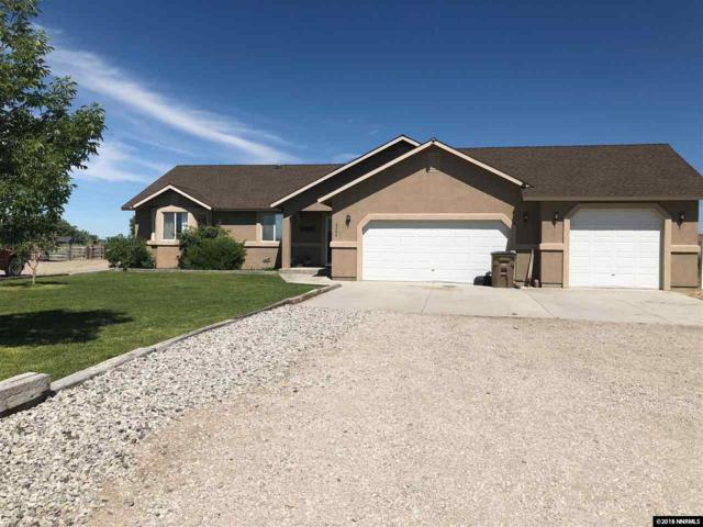 6290 Westwind Way, Fallon, NV 89406 (MLS #180008640) :: The Mike Wood Team