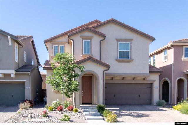 1945 Hope Valley Dr., Reno, NV 89521 (MLS #180008644) :: The Mike Wood Team