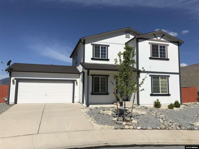 17381 Crystal Canyon Blvd., Reno, NV 89508 (MLS #180008649) :: The Mike Wood Team