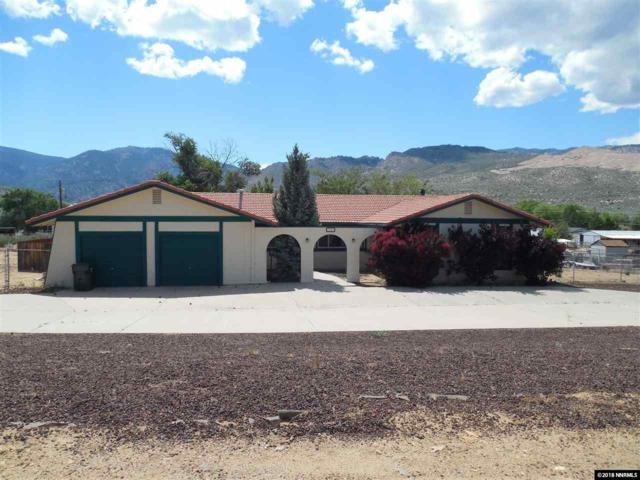3560 Green Acres Dr., Carson City, NV 89705 (MLS #180008654) :: Marshall Realty