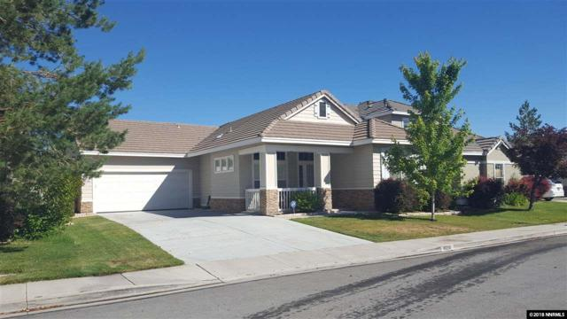10281 Wolf Ridge Way, Reno, NV 89521 (MLS #180008657) :: The Mike Wood Team
