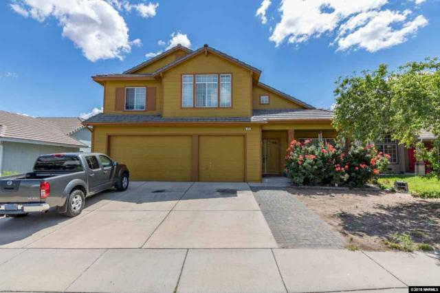 978 Pete's Way, Sparks, NV 89434 (MLS #180008661) :: The Mike Wood Team
