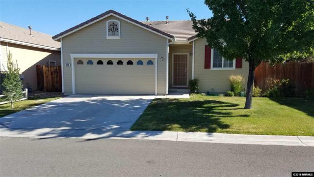 398 Royal Troon, Dayton, NV 89403 (MLS #180008665) :: Marshall Realty