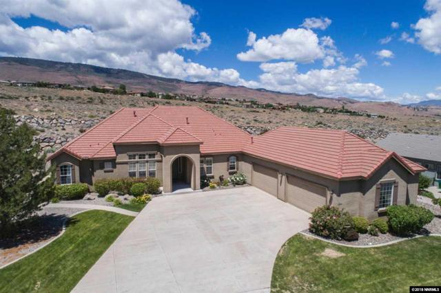 6889 Marble Canyon Rd., Reno, NV 89511 (MLS #180008676) :: The Mike Wood Team