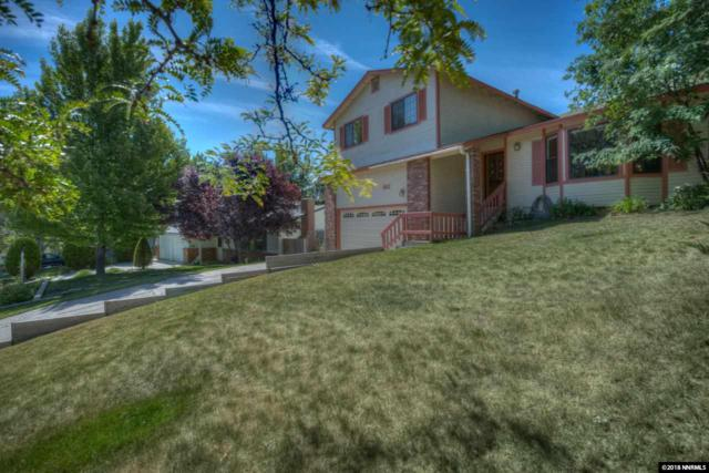 812 Terrace Street, Carson City, NV 89703 (MLS #180008688) :: Marshall Realty