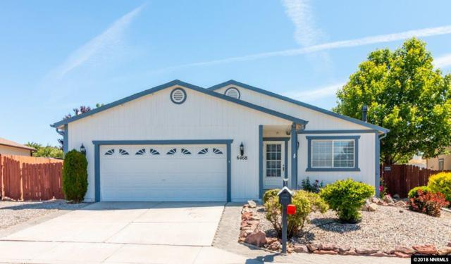 6468 Eskimo Dr., Sun Valley, NV 89433 (MLS #180008695) :: The Mike Wood Team