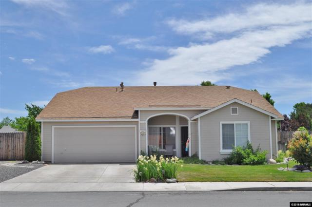 7377 Sansol Drive, Sparks, NV 89436 (MLS #180008704) :: The Mike Wood Team