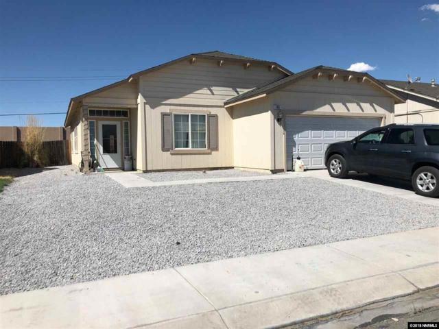 195 Desert Springs Lane, Fernley, NV 89408 (MLS #180008707) :: The Mike Wood Team