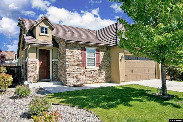 5328 Vista Heights, Sparks, NV 89436 (MLS #180008716) :: The Mike Wood Team