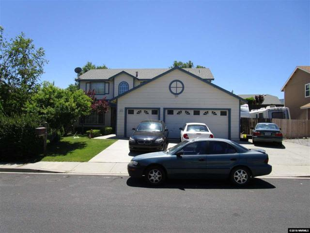8004 Moss Creek, Reno, NV 89506 (MLS #180008720) :: The Mike Wood Team