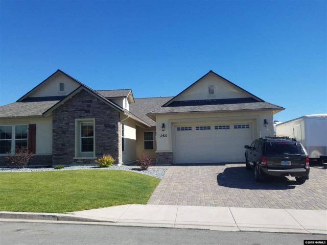 260 Horizon Ridge Rd, Sparks, NV 89441 (MLS #180008725) :: The Mike Wood Team