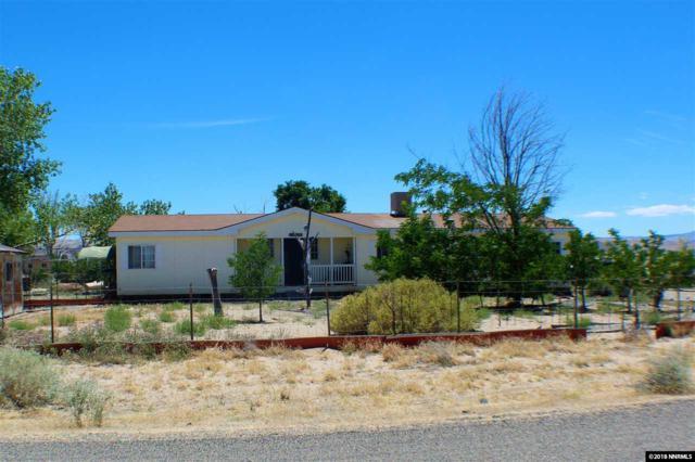 1535 Deer St, Silver Springs, NV 89429 (MLS #180008733) :: Harpole Homes Nevada