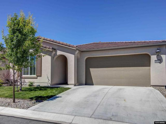 10145 Mesa Cortona, Reno, NV 89521 (MLS #180008734) :: The Mike Wood Team