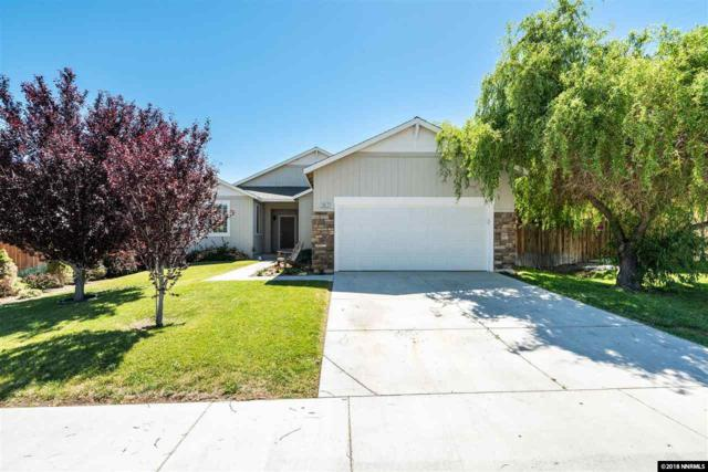 1617 Laverder Dr., Fernley, NV 89408 (MLS #180008770) :: The Mike Wood Team