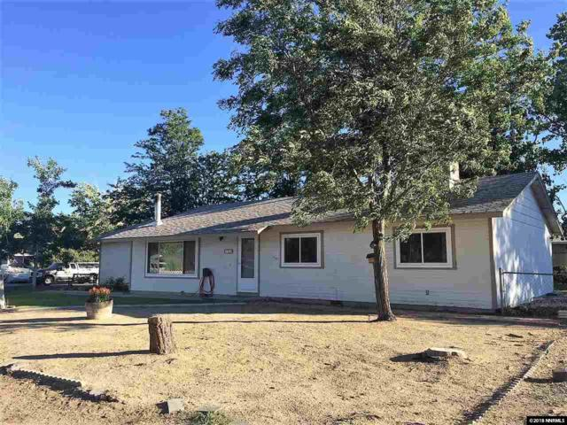 296 Riverboat Road, Dayton, NV 89403 (MLS #180008776) :: The Mike Wood Team