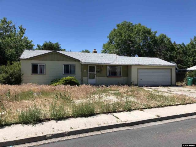 485 E Greenbrae, Sparks, NV 89431 (MLS #180008780) :: The Mike Wood Team