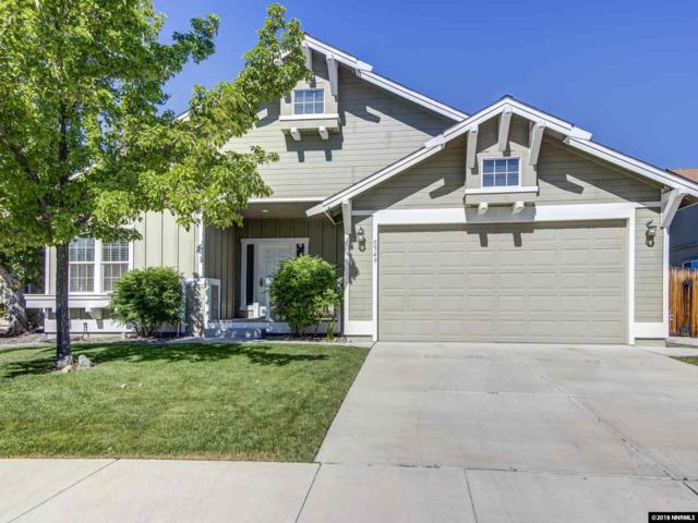 5549 Knoll View Way, Sparks, NV 89436 (MLS #180008781) :: The Mike Wood Team
