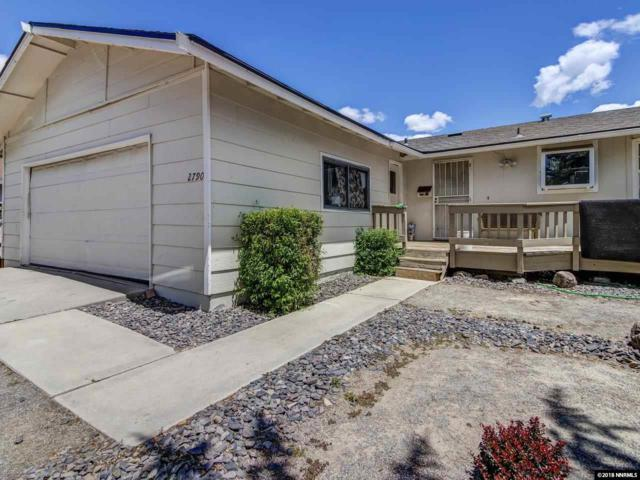 2790 Severn Dr, Reno, NV 89503 (MLS #180008789) :: The Mike Wood Team