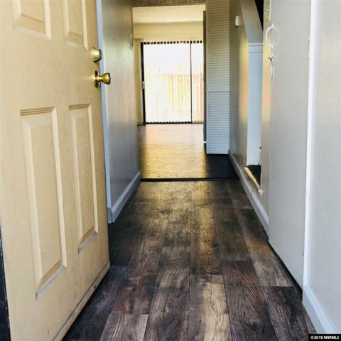 865 Nutmeg Place #8, Reno, NV 89502 (MLS #180008801) :: The Mike Wood Team