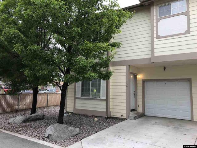 1301 and 1303 Powell Lane, Reno, NV 89502 (MLS #180008817) :: The Mike Wood Team