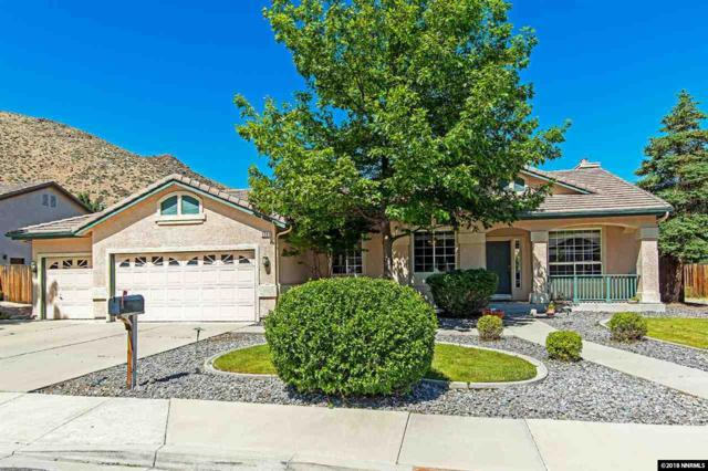 5981 Hidden Highlands Dr Reno, Reno, NV 89502 (MLS #180008824) :: The Mike Wood Team