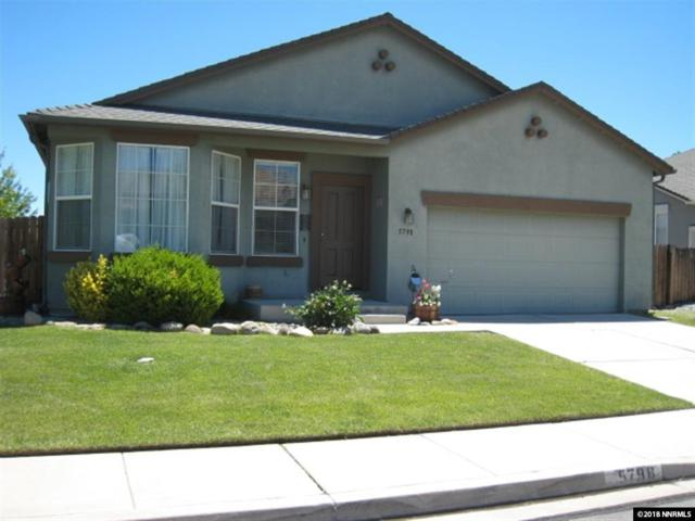 5798 Sonora Pass Drive, Sparks, NV 89436 (MLS #180008825) :: The Mike Wood Team