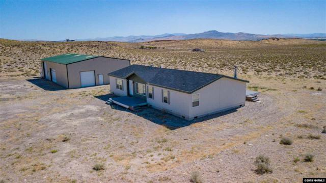 4265 Myrtle St, Silver Springs, NV 89429 (MLS #180008829) :: The Mike Wood Team