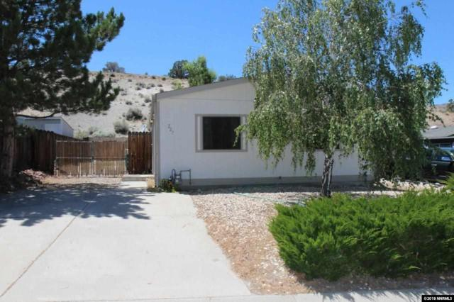 227 Miriam Way, Moundhouse, NV 89706 (MLS #180008894) :: The Matt Carter Group | RE/MAX Realty Affiliates