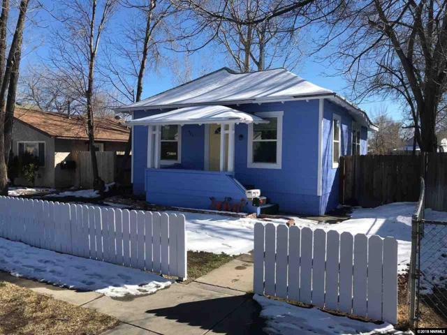 841 F Street A & B, Sparks, NV 89431 (MLS #180008962) :: Harcourts NV1