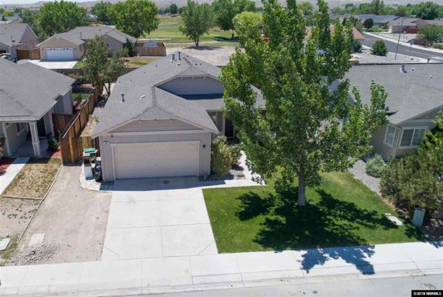 291 Fallen Leaf Lane, Fernley, NV 89408 (MLS #180009055) :: Harcourts NV1