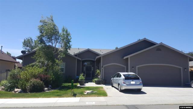 1657 Pinoak Lane, Carson City, NV 89703 (MLS #180009125) :: NVGemme Real Estate